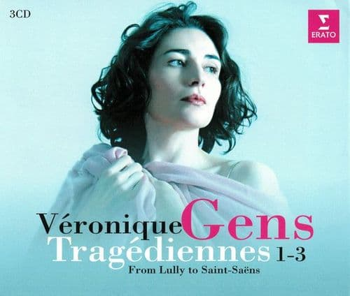 Veronique Gens<br>Tragediennes 1 - 3 (From Lully To Saint-Sains)<br>3CD, Comp
